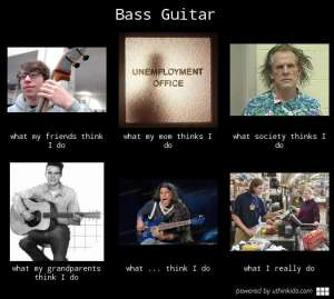 Bass Player - What I Actually Do 11