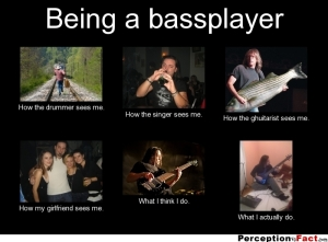 Bass Player - What I Actually Do 13