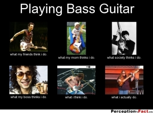 Bass Player - What I Actually Do 4