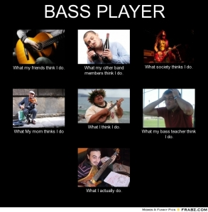 Bass Player - What I Actually Do 5