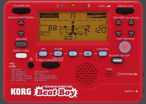 KORG Beat Boy