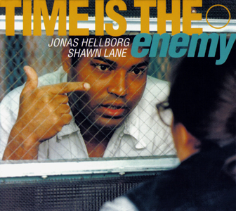 """Jonas Hellborg & Shawn Lane - 1997 - Time Is the Enemy"" by Source (WP:NFCC#4). Licensed under Fair use via Wikipedia"