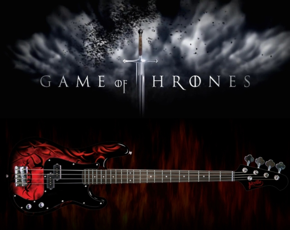 Bass of Thrones