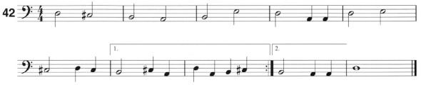 HLBM42 - D-Lite (no chords)