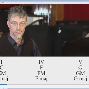 C-F-G triads and their lead sheet notation
