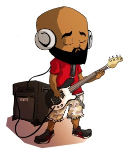 Bass_Guitar_Hero_by_Karate_Chop